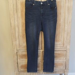 7 FOR ALL MANKIND Skinny Jeans (14W)